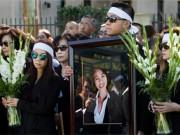 Nghẹn ngào tang lễ cô gái gốc Việt trong vụ xả súng ở Mỹ
