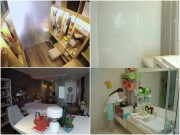 Dân công sở với mốt thuê nhà mini chỉ phòng ngủ, phòng tắm
