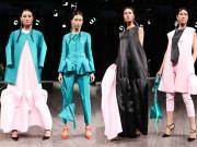 Thời trang - Anna Võ tung chiêu trên sàn diễn thời trang VDFW