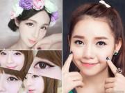 Làm đẹp - Bọng mắt và quầng thâm trở thành mốt của giới trẻ châu Á