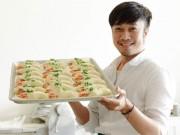 Bếp Eva - Blogger Chánh Trần - Chọn trứng ngon thì bánh sẽ ngon