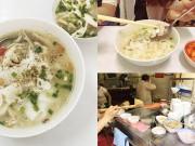 Bếp Eva - Quán hủ tiếu cá 60 năm vẫn đông khách ở Sài Gòn