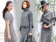 Thời trang - Sao Việt nhanh chân