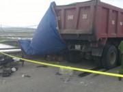 Tin tức - Đi mua đồ đám tang, hai nữ sinh bị xe tải đâm chết