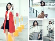 Thời trang - Cách mặc áo len cổ lọ ấm và đẹp nữ công sở không thể làm ngơ