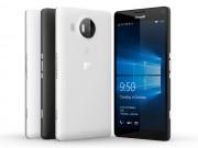 Lumia 950 và Lumia 950 XL bán chính thức ở Việt Nam giá từ 13.9 triệu