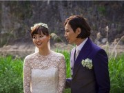 Tài tử Won Bin chính thức lên chức bố