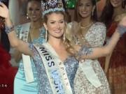 Thời trang - Người đẹp Tây Ban Nha đăng quang Hoa hậu thế giới 2015