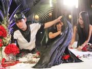 Thời trang - Project Runway tập 1: Thí sinh tranh nhau khăn trải bàn để may áo