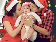 """Làng sao - Con trai Nhật Kim Anh """"siêu"""" đáng yêu dịp Noel"""