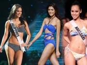 Làm đẹp - 4 nhan sắc châu Á khuynh đảo Hoa hậu Hoàn vũ 2015