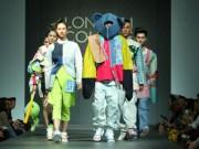 Thời trang - Mãn nhãn với BST của Học viện thời trang London