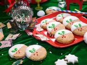 Bánh quy quế giòn ngon cho Giáng sinh