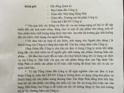 Tin tức - Hà Tĩnh: Doanh nghiệp ra công văn cấm kinh doanh sản phẩm Tân Hiệp Phát