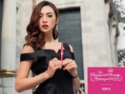 Làm đẹp mỗi ngày - Điểm lại hành trình Miss Panasonic Beauty 2015