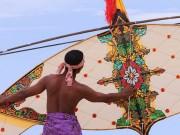 Du lịch - Đầu năm đi xem Festival Diều Nghệ thuật tại Hồ Tràm