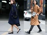 Thời trang - Chiếc áo khoác đang khiến bạn gái Hà Nội