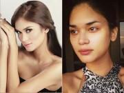 Làm đẹp - Ngắm ảnh mặt mộc của tân Hoa hậu Hoàn vũ 2015