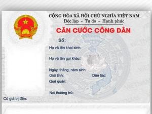 Thẻ căn cước công dân sẽ tiện lợi ra sao?