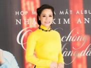 """Làng sao - Nhật Kim Anh nói về cuộc sống """"cha chồng, nàng dâu"""""""
