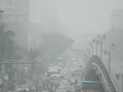Tin tức - Ảnh: Sương mù dày đặc bao phủ Hà Nội