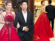 Làng sao - Đám cưới ngập tràn không khí Giáng sinh của Á hậu Diễm Trang