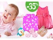 Tin tức cho mẹ - Bé đẹp với thời trang giảm giá tới 35%