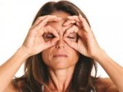 Sức khỏe - 5 động tác đơn giản giúp ngăn ngừa nếp nhăn