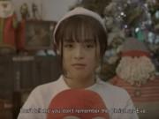 Phim ngắn về Giáng sinh của bạn trai dành tặng Ngọc Nữ