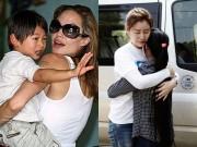 Làm mẹ - 4 em bé Việt 'đổi đời' nhờ được sao thế giới nhận nuôi