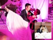 Vợ chồng Á hậu Diễm Trang khiêu vũ trong tiệc cưới