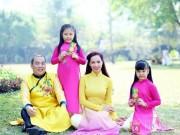 Làng sao - Nhà có hai cô con gái: Vợ chồng Minh Khang - Thúy Hạnh tiết lộ bí quyết nuôi dạy con