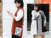 Thời trang - Mùa đông quyến rũ đến nao lòng của phái đẹp Hà Nội