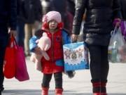 Tin tức - Trung Quốc chính thức thông qua chính sách hai con