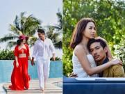 Xem & Đọc - Đinh Ngọc Diệp và Bình Minh lãng mạn trong phim mới