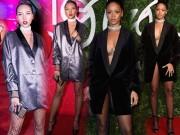 Thời trang - Minh Triệu gây tò mò khi bắt chước Rihanna
