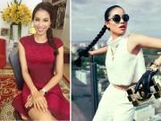 Làm đẹp - Những lần tết tóc đẹp mê ly của Phạm Hương