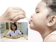 Cảnh báo tình trạng ngộ độc thuốc ở trẻ em