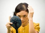Bà bầu - Khổ vì rụng tóc sau sinh!