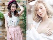 Làm đẹp - Hành trình thay đổi phong cách trang điểm của Quỳnh Anh Shyn