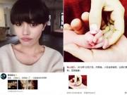 """Vợ cũ Uông Phong """"đá xoáy"""" chuyện Tử Di sinh con gái"""