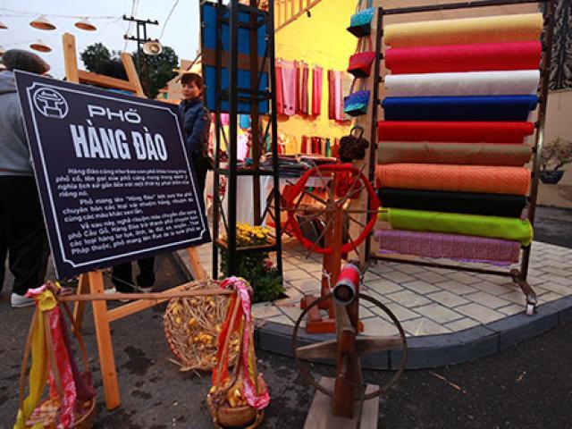 Ngắm Hà Nội  & quot;cổ & quot; trong Hoàng Thành dịp tết dương lịch 2016