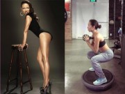 Làm đẹp - Thảo Trang sở hữu cặp mông bốc lửa nhờ chăm chỉ squat