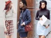 Thời trang - Sao Việt nâng tầm phong cách với chiếc mũ hot nhất mùa