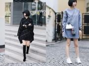 Thời trang - Tiểu thư Hà Nội đón năm mới với thời trang tối giản đầy cá tính