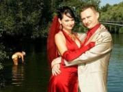"""Loạt ảnh cưới khiến """"Thượng đế cũng phải cười"""" (P3)"""