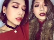Làm đẹp - Video: Trang điểm quyến rũ dự tiệc cuối năm