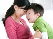 Làm mẹ - Mẹo dạy con cứng đầu trở nên ngoan ngoãn của mẹ thông minh