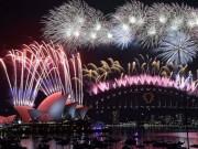 Tin tức - Sydney bắn pháo hoa hoành tráng chưa từng có chào năm mới