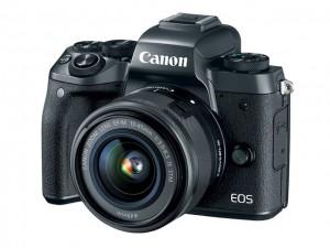 Canon EOS M5 - camera không gương lật đầu tiên của Canon